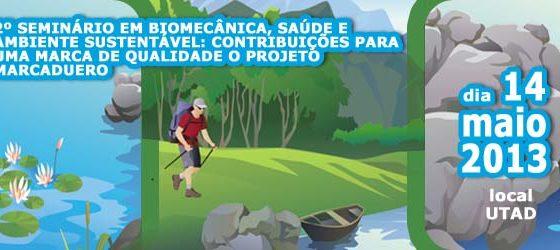 Banner: 2º Seminário Saúde e Ambiente sustentável
