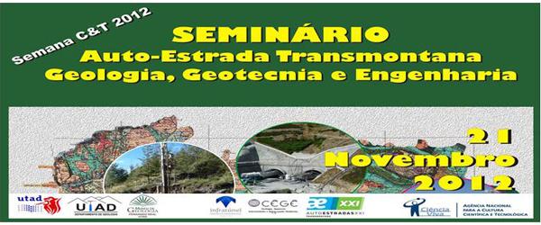 Banner: Especialistas vão debater na UTAD a situação da Auto-estrada Transmontana