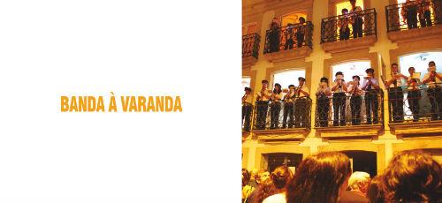 Banner: Banda à Varanda