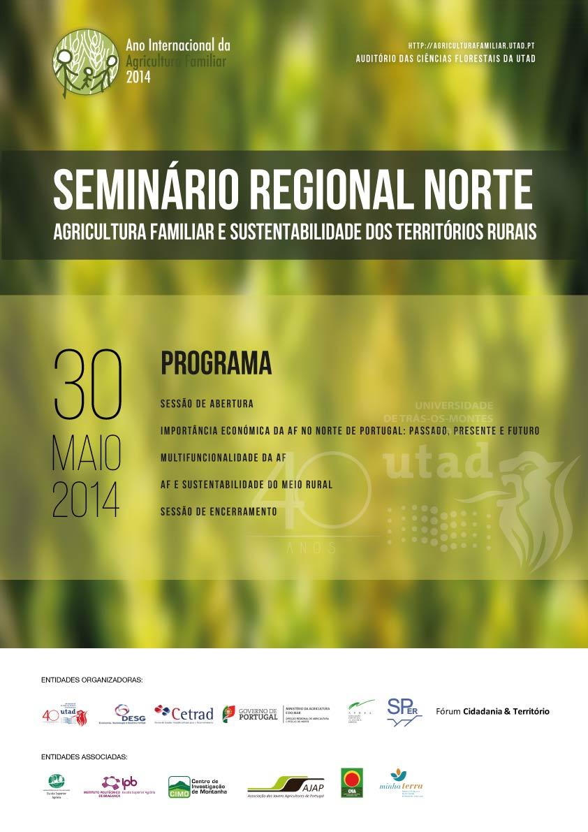 Cartaz: Agricultura Familiar
