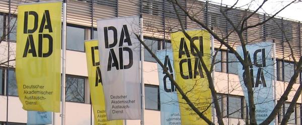 Banner: Bolsas de Estudo e Investigação - Intercâmbio com a Alemanha