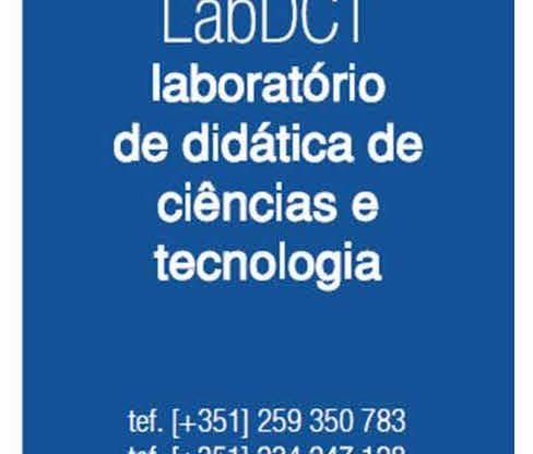 Banner: Laboratório de didática de Ciências e tecnologia