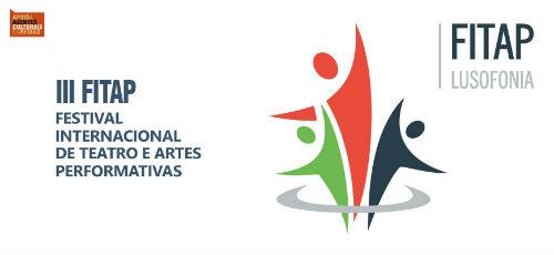 Banner: III Semana de teatro e Artes Performativas