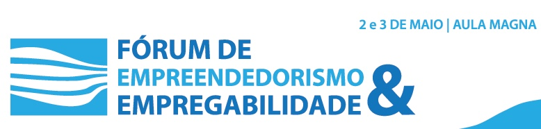 Banner: Fórum de Empreendedorismo Empregabilidade