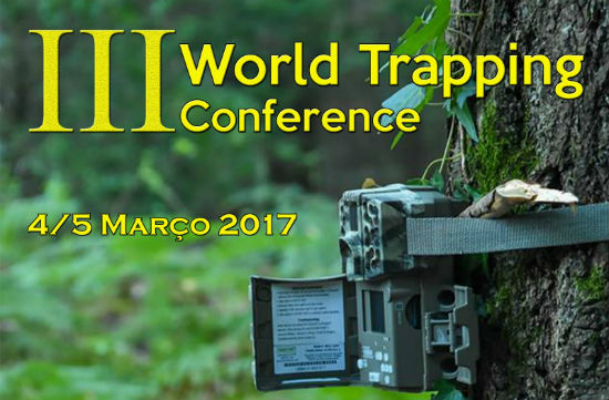 Banner: III World Trapping Conference
