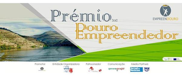 Banner: Prémio Douro Empreendedor 2012
