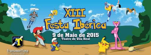 Banner: XIII Festa Ibérica