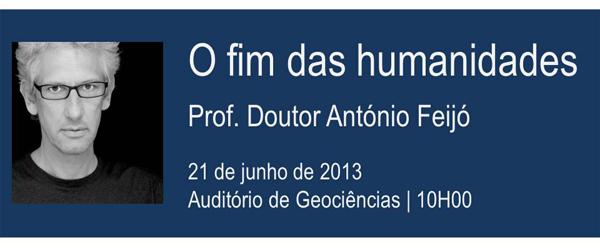 Banner: O Fim das Humanidades