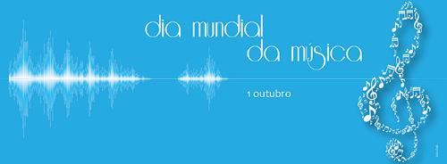 Banner: Dia Mundial da Música