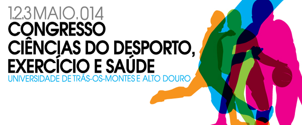 Banner: Congresso de Ciências do Desporto, Exercício e Saúde