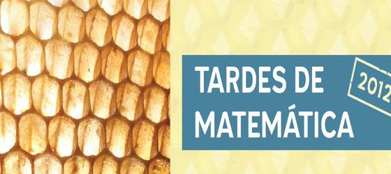 Banner: Tardes de Matemática da Sociedade Portuguesa de Matemática