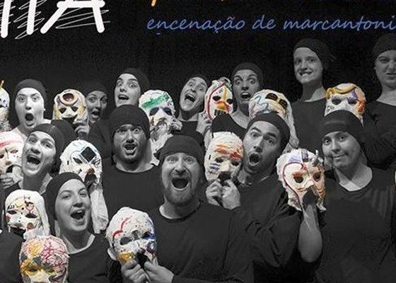 Cartaz: Festival Internacional de Teatro e Artes Performativas da Lusofonia