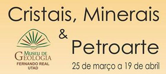 Banner: Cristais, Minerais Petroarte