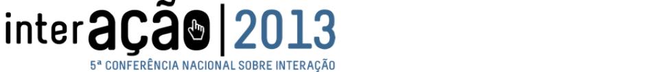 Banner: INTERAÇÃO 2013