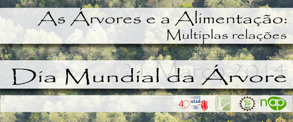 Banner: Dia Mundial da Árvore 2014