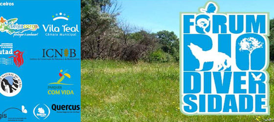 Banner: Fórum de Biodiversidade
