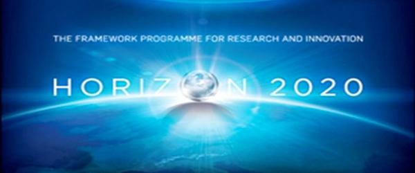 Banner: Sessão de informação das oportunidades de financiamento no Horizonte 2020