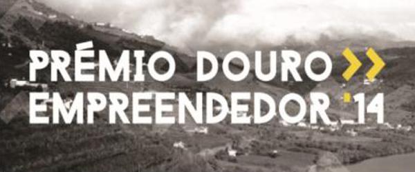 Banner: Prémio Douro Empreendedor'14