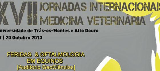 Banner: XVII Jornadas Internacionais de Medicina Veterinária