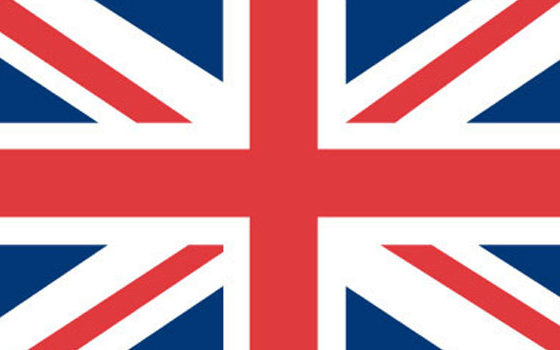 Foto: Bandeira Inglesa