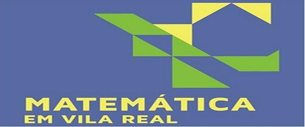 Banner: Matemática em Vila Real