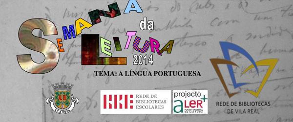 Banner: Semana da Leitura 2014