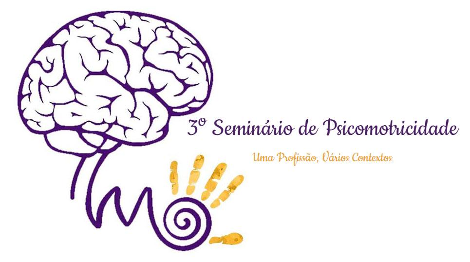 Banner: 3º Seminário de Psicomotricidade