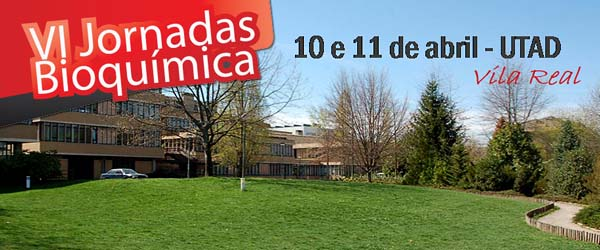Banner: VI Jornadas Bioquímica 2013
