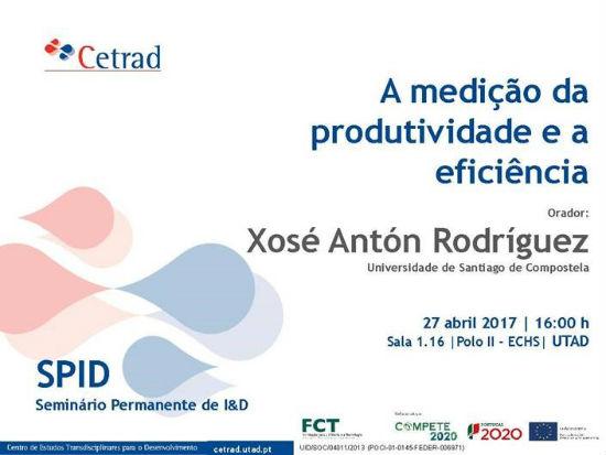 Banner: CETRAD