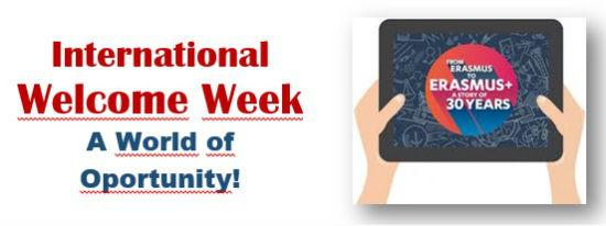 Banner: Welcome Week