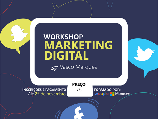 Cartaz: Marketing digital