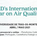 Seminário Internacional de Qualidade do Ar da UTAD