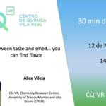 CQ-VR WEBINARS – 30 Minutos de Ciência