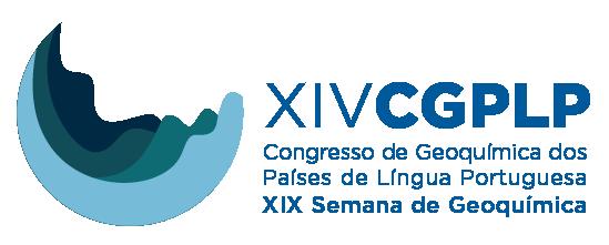 XIV Congresso de Países de Língua oficial Portuguesa | XIX Semana de Geoquímica